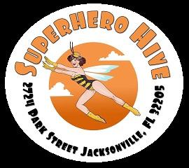 Super Hero Hive Comics in Riverside Jacksonville FL