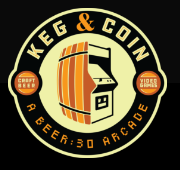 Keg & Coin Bararcade Bar Arcade