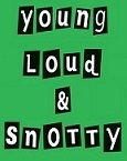 Young, Loud and Snotty Arcade Record Store Skateboard Shop